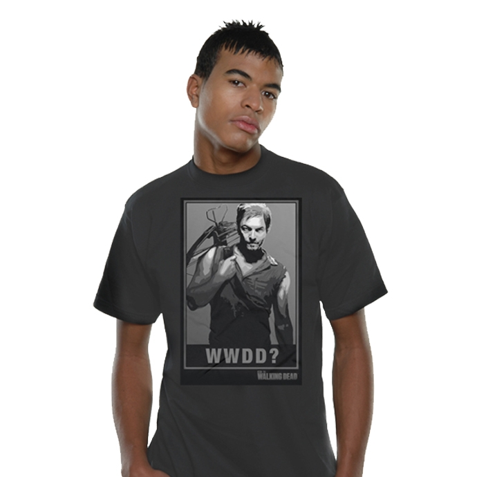 T SHIRT WWDD - The walking dead