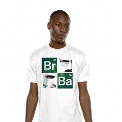 T SHIRT Squares - Breaking bad