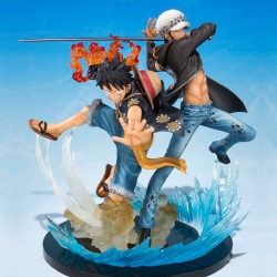 LUFFY & TRAFALGAR LAW 5TH ANN - FIGUARTS ZERO