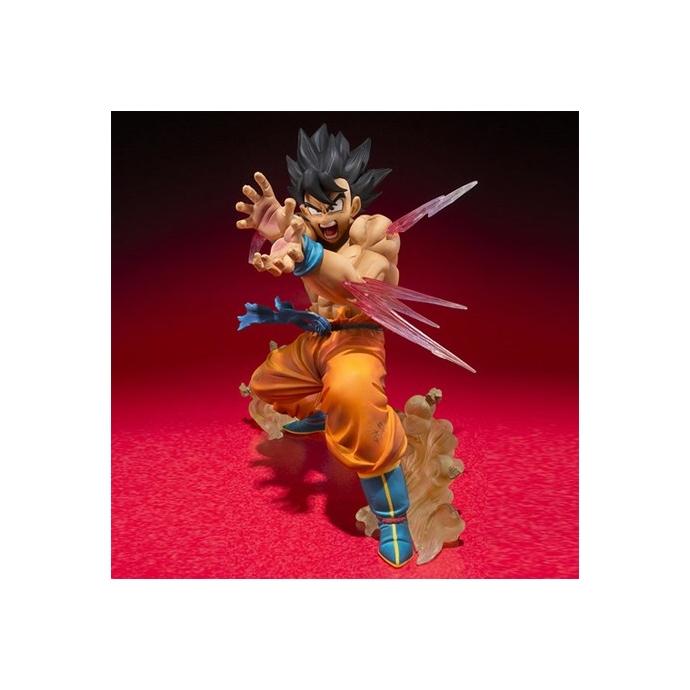 Figurine Dragon Ball Z Son Goku Kamehameha - Figuarts Zero