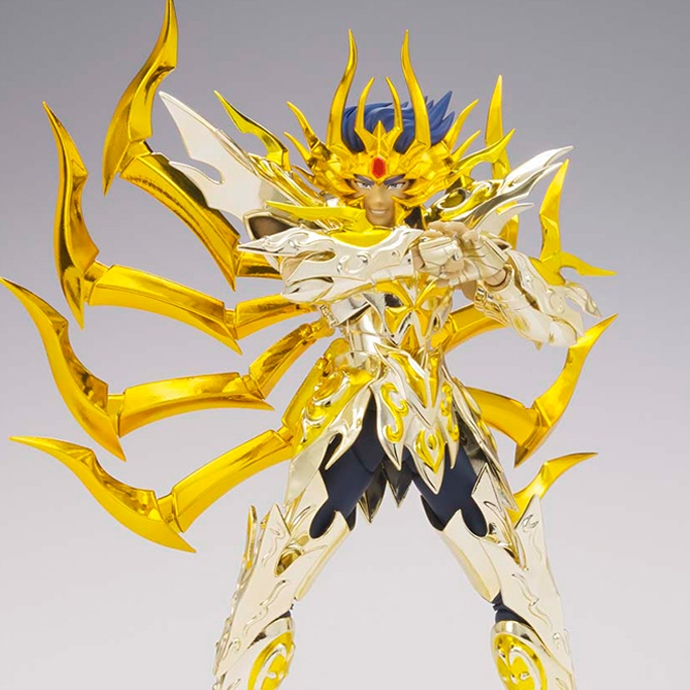 CANCER DEATHMASK - MYTH CLOTH EX SOUL OF GOLD