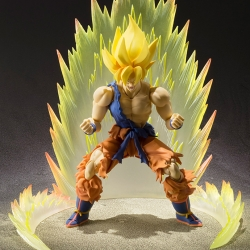 SON GOKU WARRIOR AWAKENING VERSION - S.H. FIGUARTS