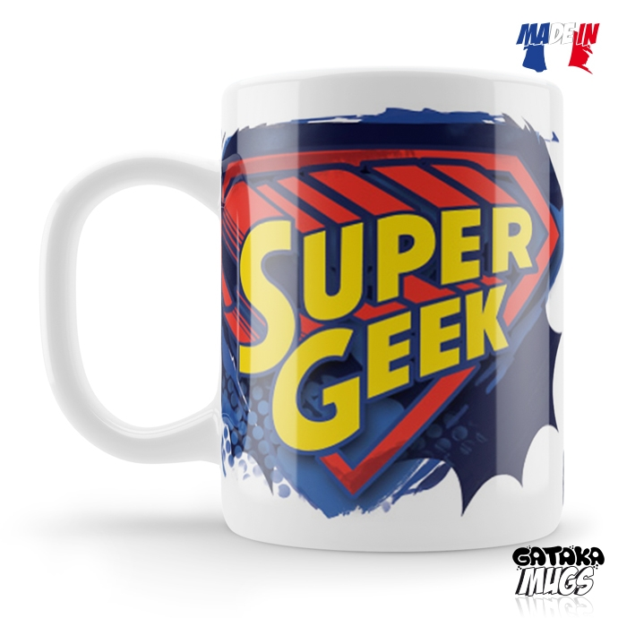 MUG SUPERGEEK