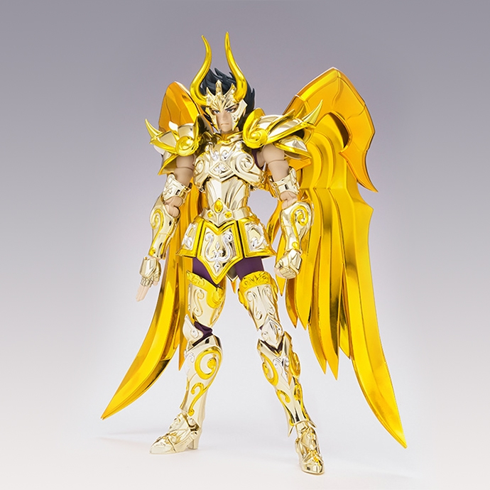 CAPRICORN SHURA - MYTH CLOTH EX SOUL OF GOLD