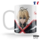 Mug de Mikaela Hyakuya de Seraph of the End