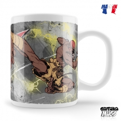 MUG STREET FIGHTER CAMMY FIGHT DHALSIM
