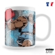 MUG STREET FIGHTER GUILE FIGHT BALROG