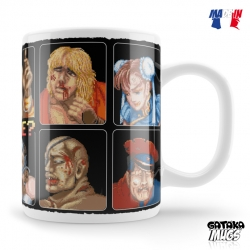 MUG STREET FIGHTER CONTINUE