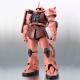 ZAKU II CHAR Gundam The Robot Spirits