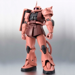 ZAKU 2 CHAR Gundam A.N.I.M.E. The Robot Spirits Tamashii Nations