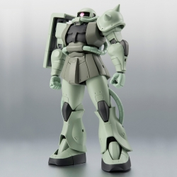 ZAKU MS-06 Gundam A.N.I.M.E. The Robot Spirits
