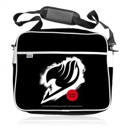 Sac Fairy Tail - Logo Blanc