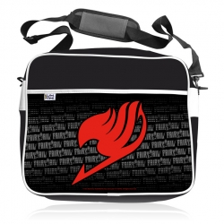 "SAC FAIRY TAIL ""Logo rouge"""