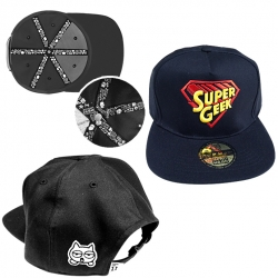 Casquette US SUPERGEEK
