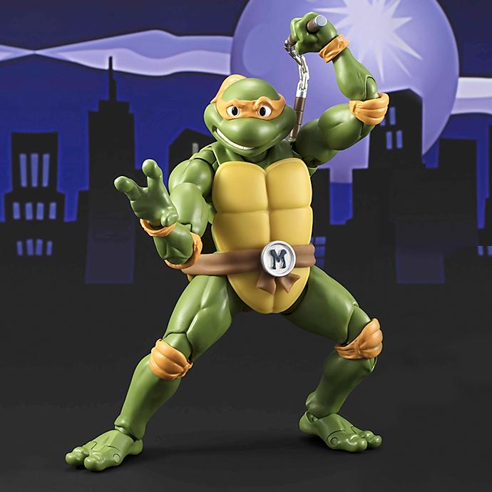 Tortues Ninjas - Michelangelo - S.H.Figuarts