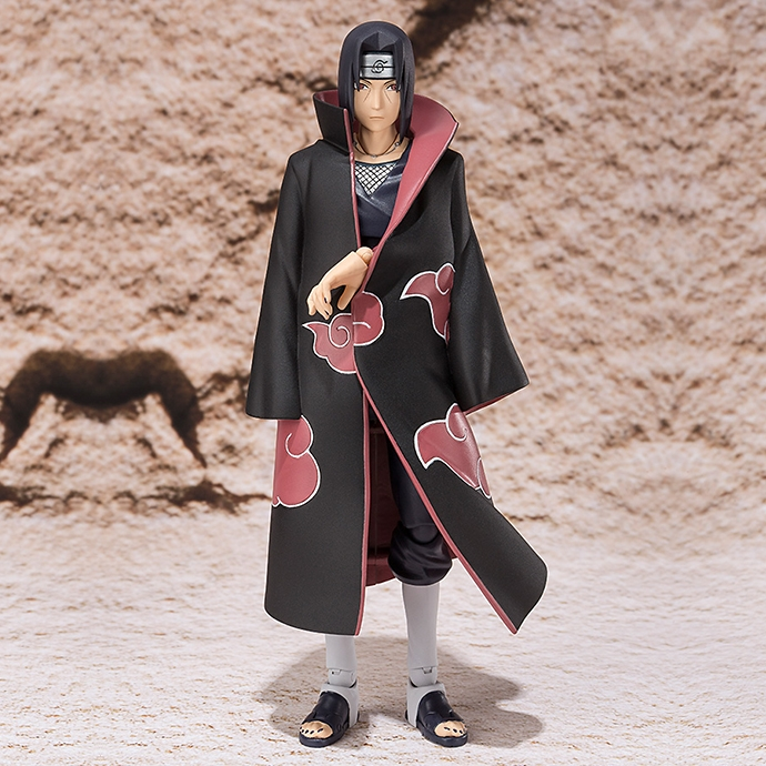 Itachi Uchiha Naruto Shippuden - S.H. Figuarts