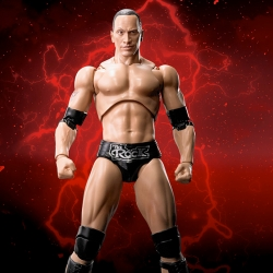 W.W.E. The Rock ~ S.H.FIGUARTS