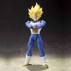 Vegeta Super Saiyan Dragon Ball Z - S.H. Figuarts