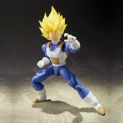 Figurine Vegeta Super Saiyan Dragon Ball Z - S.H. Figuarts