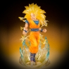 Son Goku Super Saiyan 3 Dragon Ball Z - Figuarts Zero
