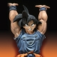 Son Goku Genkidama Dragon Ball Z - Figuarts Zero