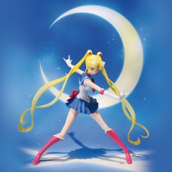 Sailor Moon Crystal - S.H. Figuarts Bandai
