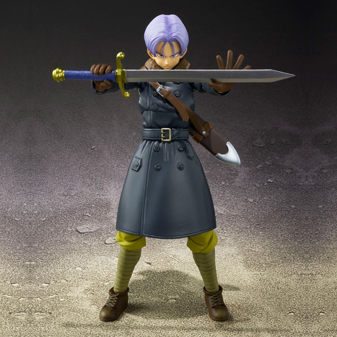 Xenoverse Trunks Dragon Ball Z - S.H. Figuarts