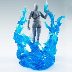 BURNING FLAME BLEU - TAMASHII EFFECT