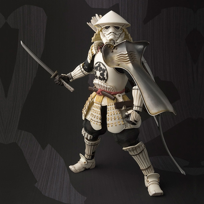 Storm Trooper Yumi Ashigaru Meisho Movie Realization