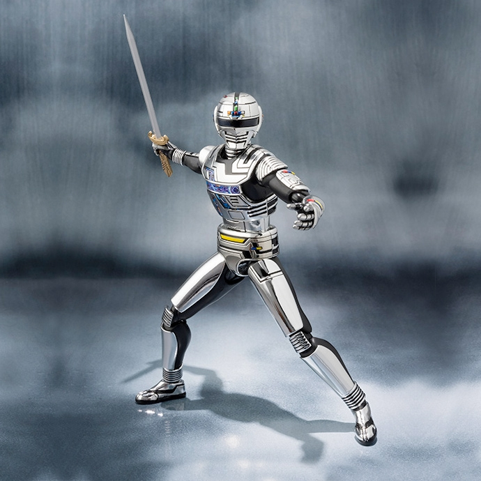 Space Sheriff Gavan X-OR - S.H.Figuarts