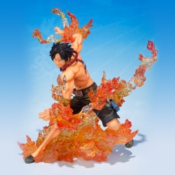 Ace Brother Bond One Piece - Figuarts Zero