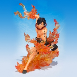 Brother Bond Ace One Piece - Figuarts Zero