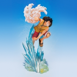 Luffy Brother Bond One Piece - Figuarts Zero
