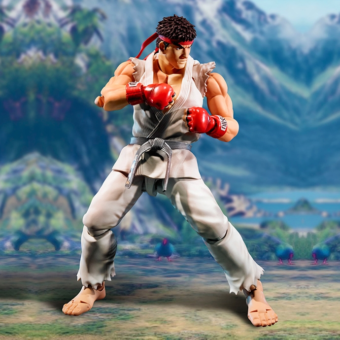 Ryu Street Fighter 5 - S.H. Figuarts