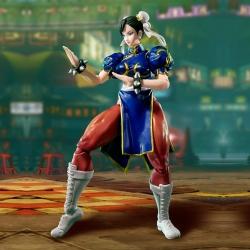 Chun Li Street Fighter 5 - S.H. Figuarts