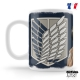 "Mug Attack on Titan© ""Blazon Unity"" - L'Attaque des Titans"
