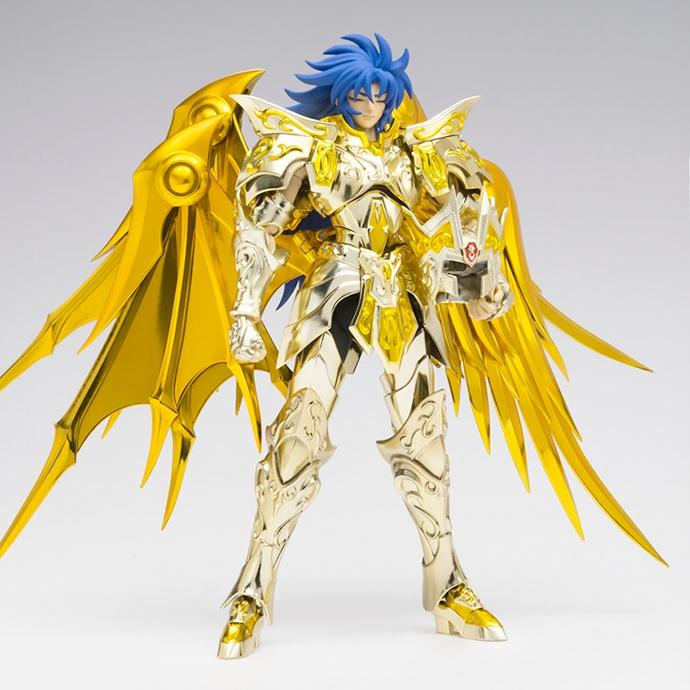 Saint Seiya Soul of God Gemini Saga - Myth Cloth Ex
