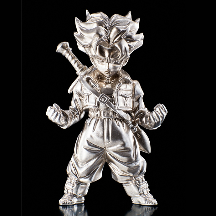 Dragon Ball Trunks Super Saiyan - Absolute Chogokin