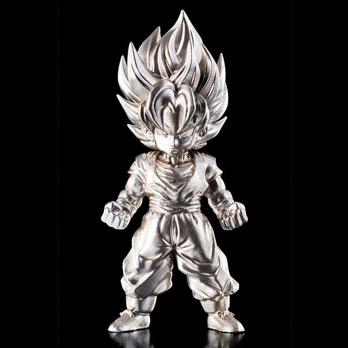 Dragon Ball Son Goku Super Saiyan - Absolute Chogokin