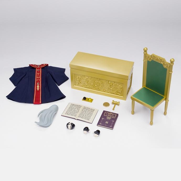 Saint Seiya Balron Lune Complete Set - Myth Cloth