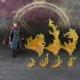 Doctor Strange Burning Flame Set - S.H. Figuarts Bandai
