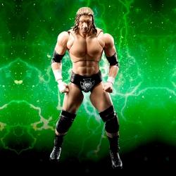 WWE Triple H - S.H. Figuarts Bandai