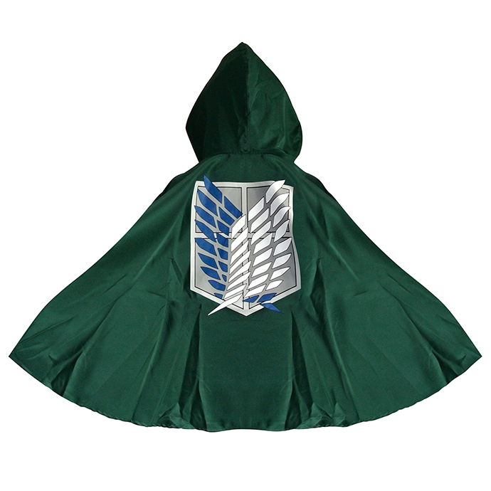 Cape officielle blason SNK Attack On Titan A.O.T.