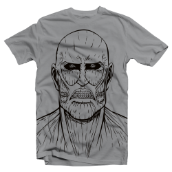 "T-shirt officiel l'Attaque des Titans ""Titan Sketch"""