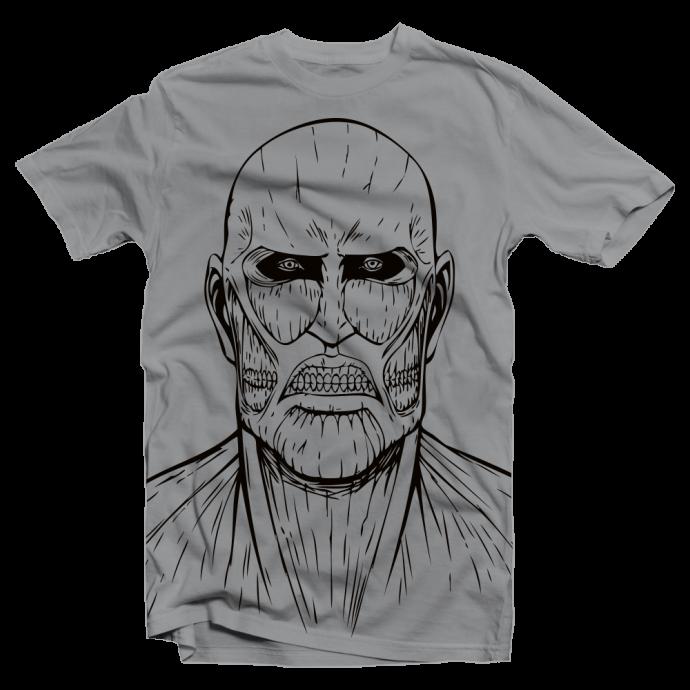 Tokyo Ghoul T-shirt kakugan Homme Noir
