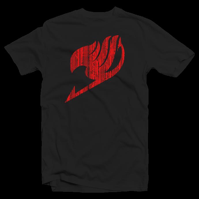 """T shirt manga Fairy Tail """"Logo"""""""