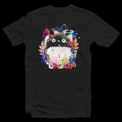T shirt artiste parodie Totoro
