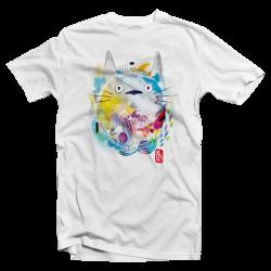 """T-shirt parodie Totoro """"Toropaint"""""""