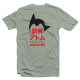 "T-shirt ""Astroshodo"" Parodie Astro"