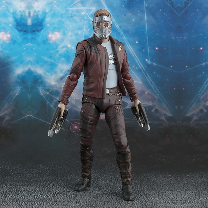 Star Lord Guardians of the Galaxy - S.H. Figuarts